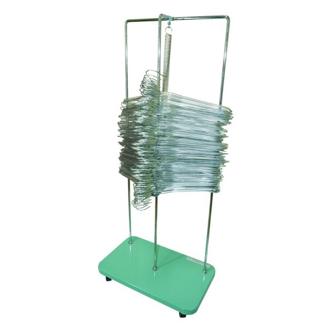 整理台昇降式スプリング使用例